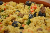 Cous cous salade