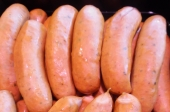 Jalapeno-cheddar grillworst