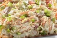 Griekse kool salade