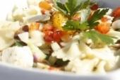 Provenciale pastasalade