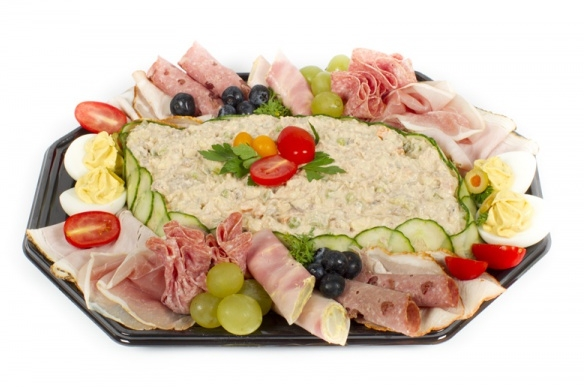 Huzaren salade speciaal