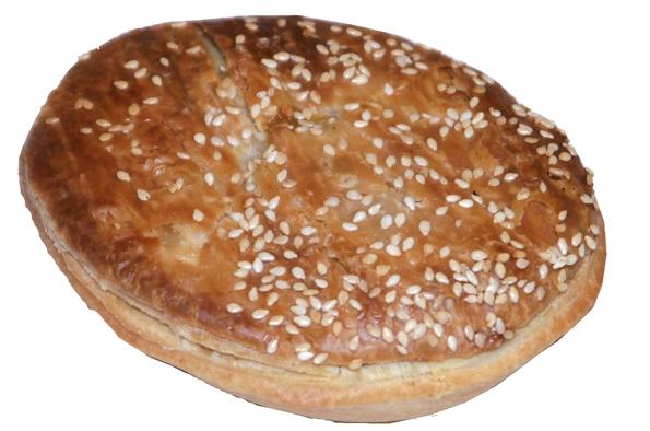 Paul's Pie Vegetarisch