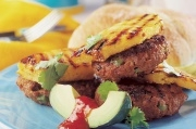 Hamburger (vegetarisch)