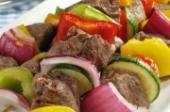 Shaslick (vegetarisch)