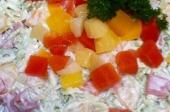 Zomer/herfst salade