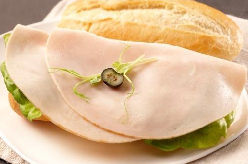 Stokbrood met specialiteiten