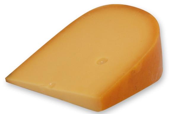 Licht belegen kaas