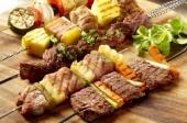 Variatieschotel vlees/vis