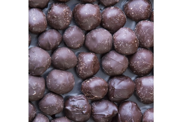 Gember in chocolade puur