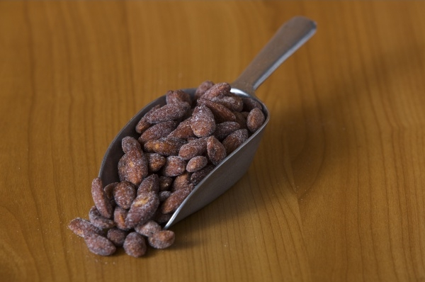 Honey & Salt roasted almonds
