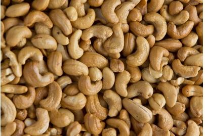 Cashew gezouten