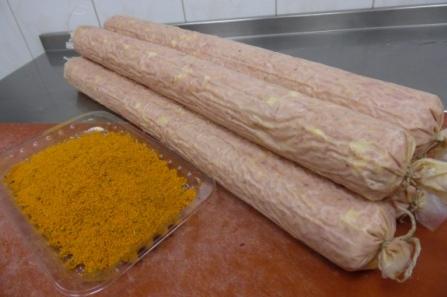 Grillworst kaas