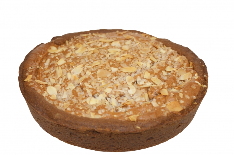 Speculaascake taartje