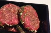 Chimi churri hamburger 6 stuks