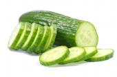 Komkommer (gesneden)