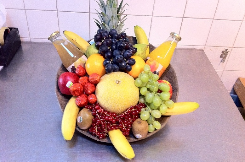 fruitmand 25 euro