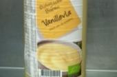 biologische vanillevla