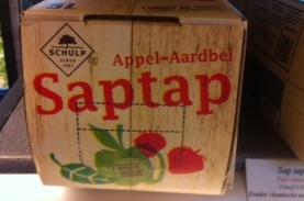 saptap appel/aardbei