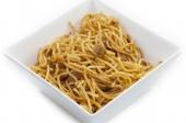 Spaghetti met rundergehakt en tomatensaus