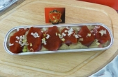 Varkenshaasmedaillons in champignonroomsaus