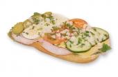 Broodje gezond (kipfilet/kaas)