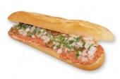 Broodje Filet speciaal (ei, ui)