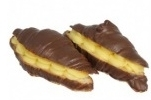 Chocolade roomcroissant