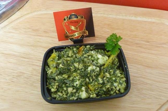Bruchetta Tapenade met rucola & cashewnoten