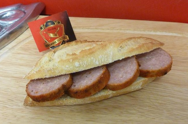 Broodje grillworst