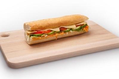 Broodje gezond klein