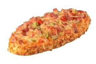 Pizza broodje