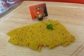 Gepaneerde kipschnitzel