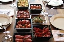 Bijgerecht gourmet/fondue