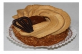 Mokka-caramel gebak