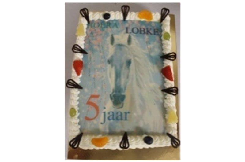 Deco taart