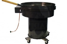 Mega wokpan