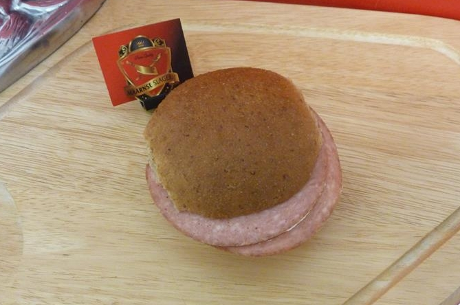 Broodje Boterhamworst