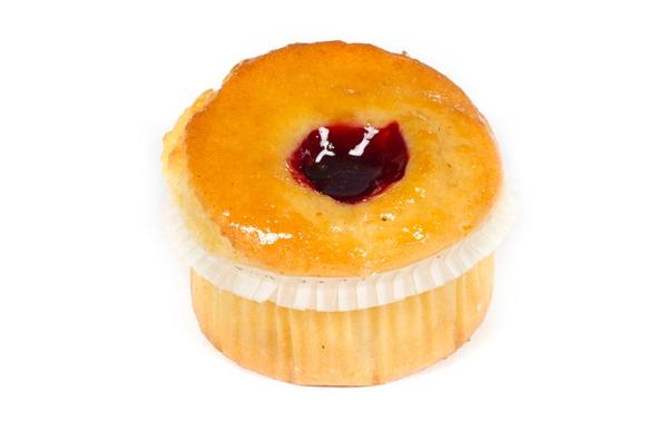 Kersen muffin