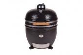 Monolith Le Chef (XL) Zwart Inbouw 57 cm grill
