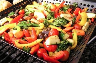 BBQ vegetarisch