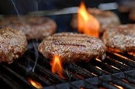 Schoonmaken barbecues