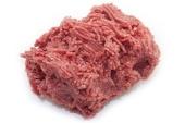 500 gram gehakt h.o.h. en 4 schnitzels