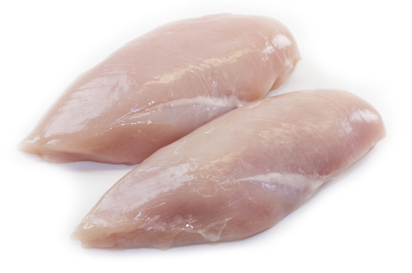 500 gram kipfilet en 500 gram mager rundergehakt