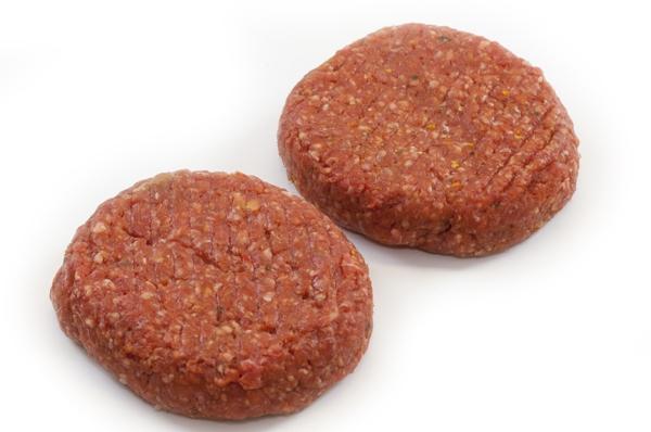 Runderhamburgers