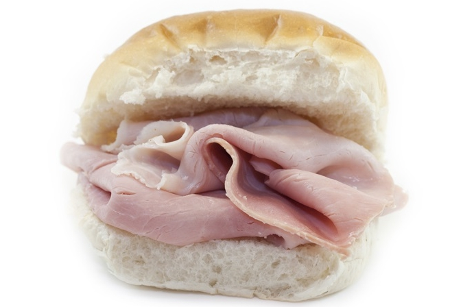 Broodje beenham