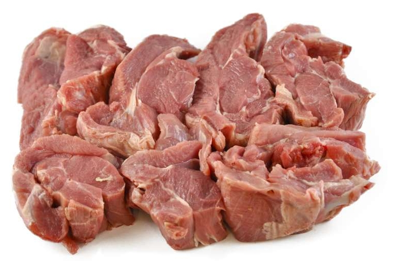 Lamsvlees zonder been