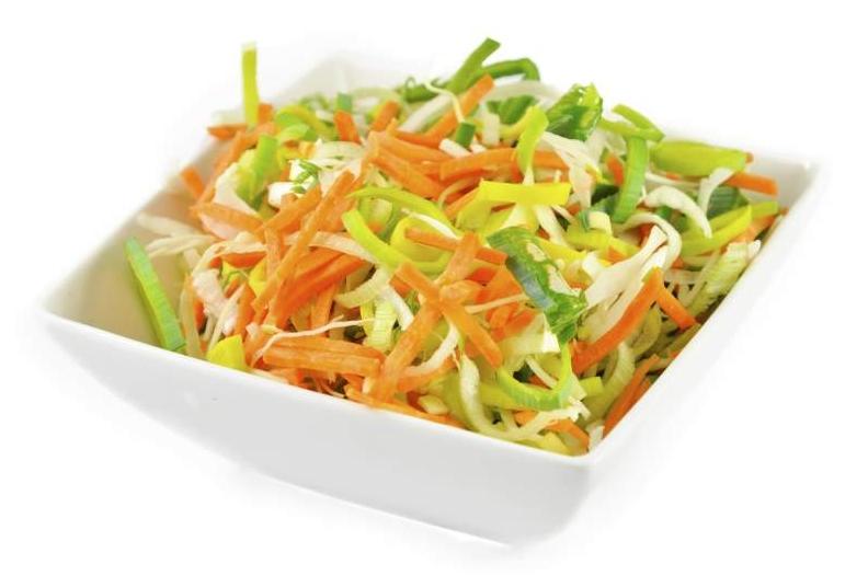 Spaghetti groente