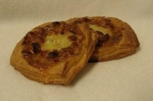 Mosterd-beenham broodje