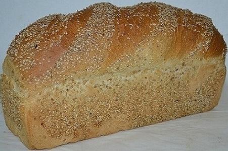 Hoog Sesam Tarwe Wit