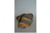 Croissant met maanzaad